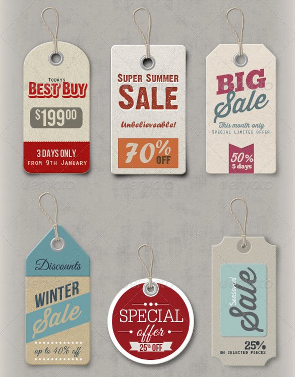 Printable Price Tags Template Best Of Price Tag Template 24 Free Printable Vector Eps Psd Ai Illustrator format Download