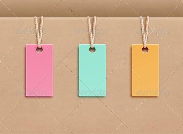 Printable Price Tags Template Elegant Price Tag Template 24 Free Printable Vector Eps Psd Ai Illustrator format Download