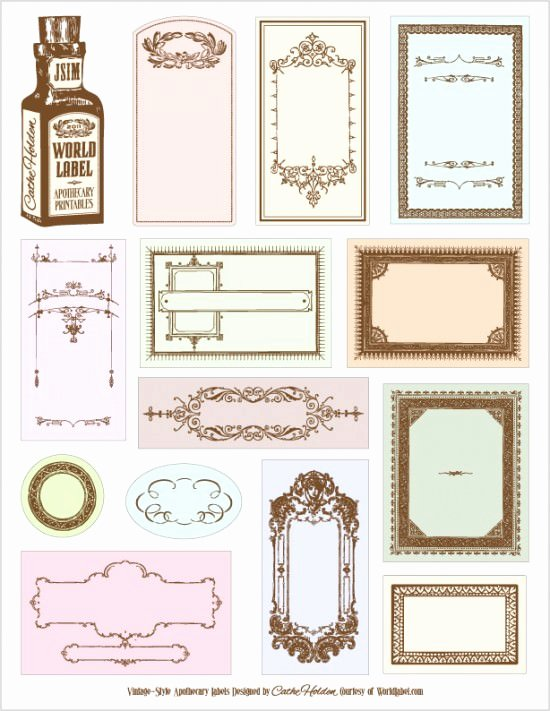 Printable Price Tags Template Luxury 78 Free Printable Labels and Beautiful Tags – Tip Junkie