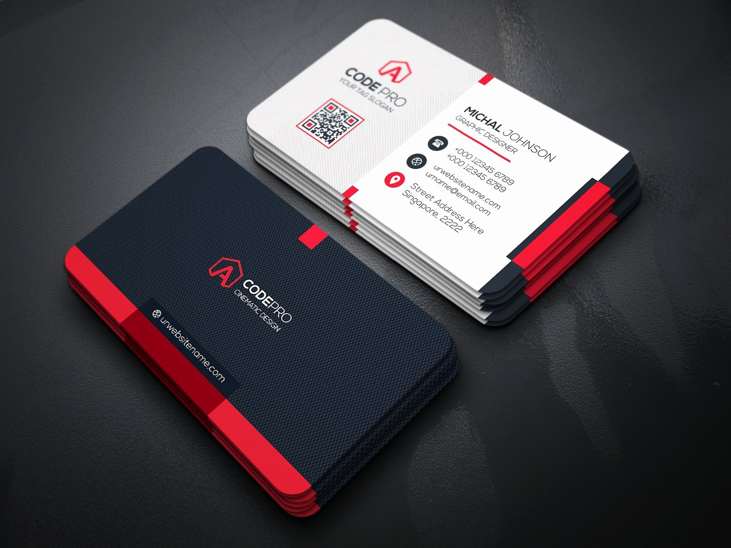 Professional Photography Business Cards Elegant Design Professional Business Card for You for $5 Seoclerks