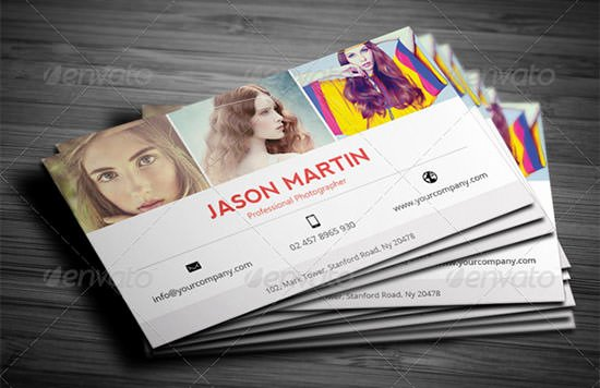Professional Photography Business Cards Inspirational 45 Premium Business Card Templates for Professional Graphers Psd Vector Eps