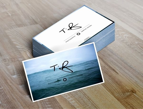Professional Photography Business Cards Unique 40 Creative Examples Of Graphy Business Card Designs for Inspiration