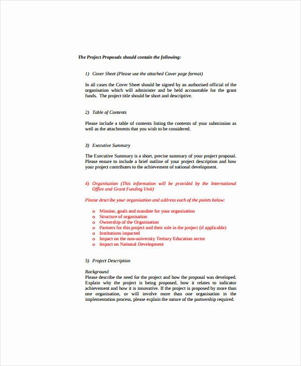 Project Proposal format for Student Awesome 14 Student Project Proposal Templates Pdf Doc
