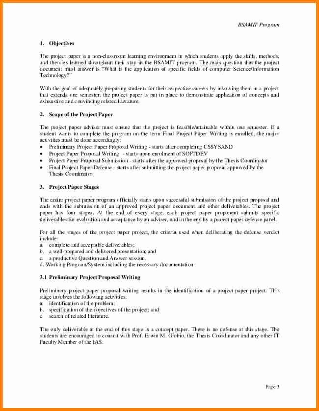 Project Proposal format for Student Beautiful 7 Project Proposal Sample for Students Proposal Template 2017 Avid