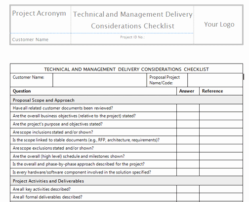 Project Scope Template Word Inspirational Project Management Scope Template