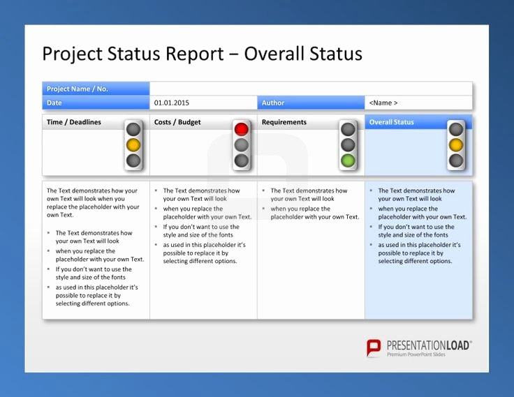 Project Status Report Example Awesome Create Weekly Project Status Report Template Excel Microsoft Excel Template and software