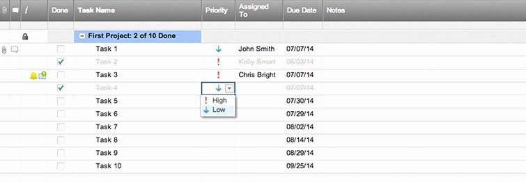 Project Task List Example Luxury Simple Project Task List Template