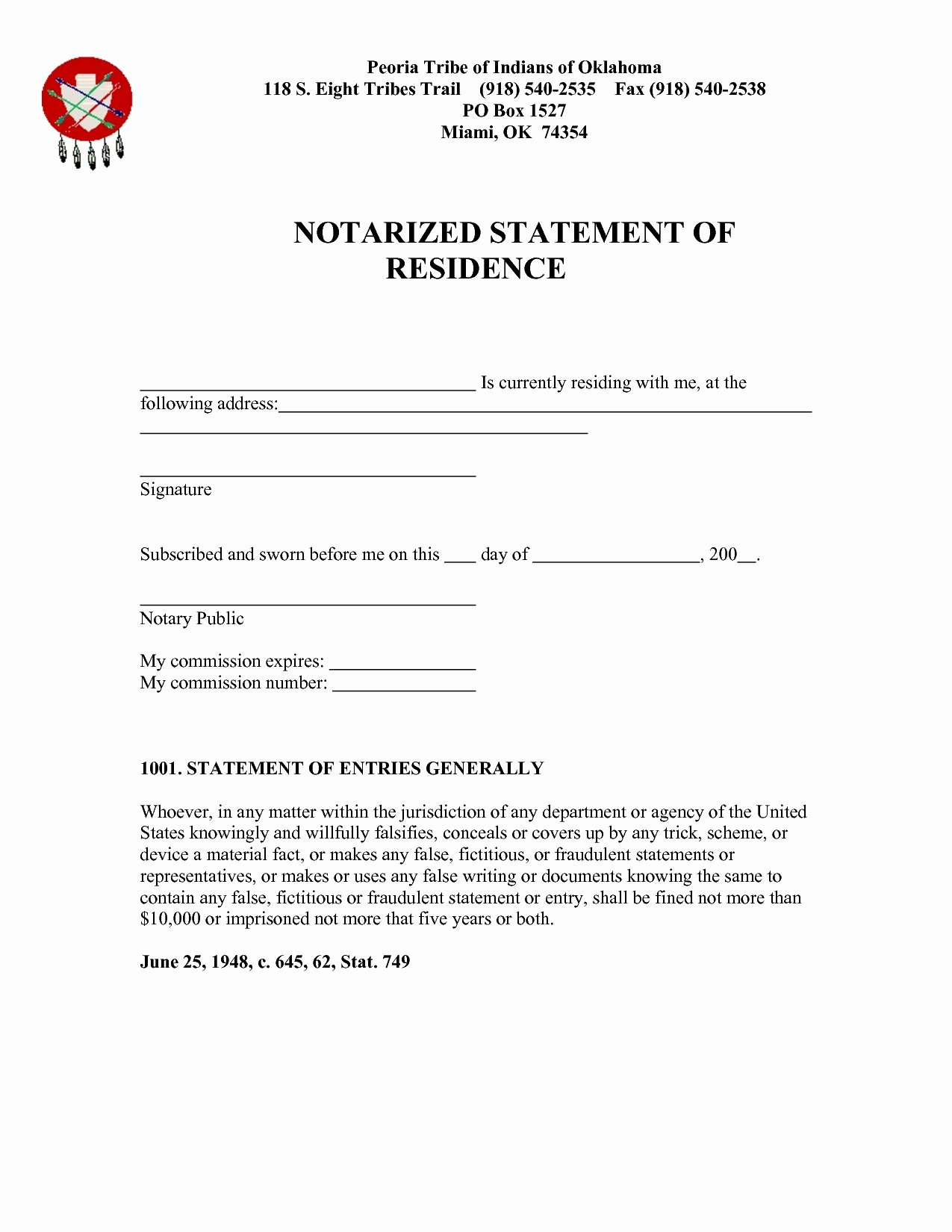 Proof Of Residency Letter Notarized Inspirational Notarized Letter Sample Residence Flowersheet