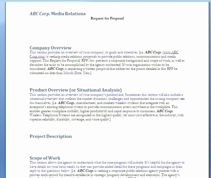 Public Relations Proposal Sample Awesome 9 Lovely Public Relations Proposal Template Maotme Life Maotme Life