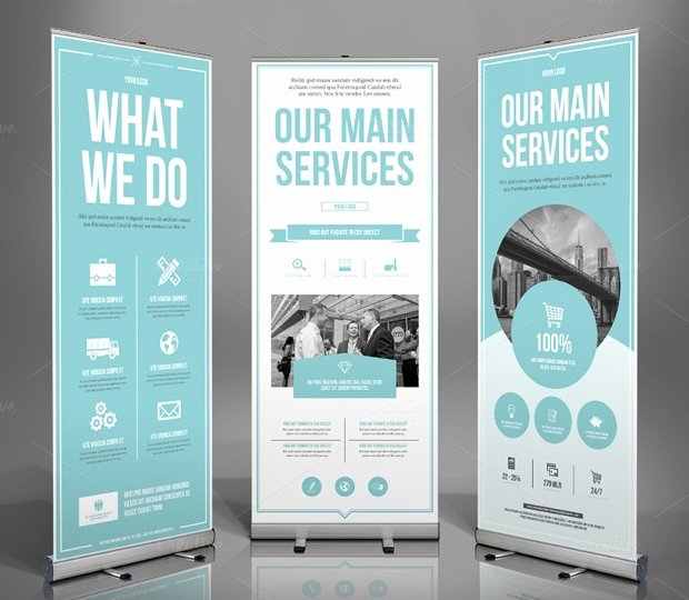 Pull Up Banner Designs Beautiful 31 Flat Roll Up Banner Designs Psd Ai Apple Pages