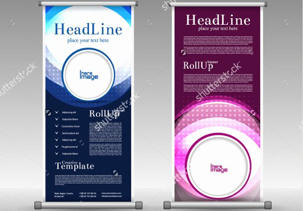 Pull Up Banner Designs Fresh 9 Advertising Pull Up Banners Design Templates