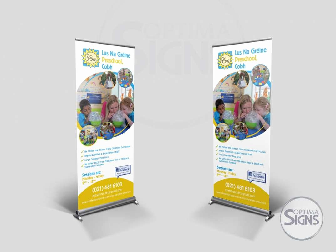Pull Up Banner Designs Fresh Pull Up Banners Optima Signs