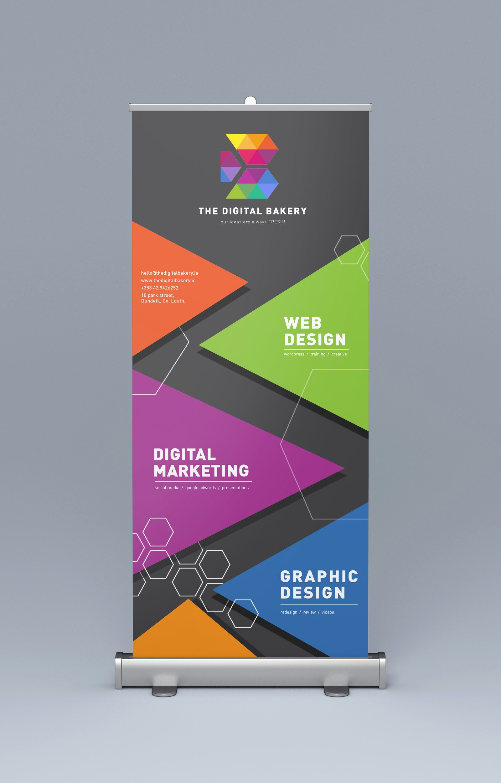 Pull Up Banners Design Fresh Pull Up Banner – the Digital Bakery the Digital Bakery