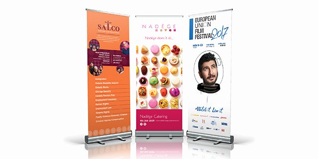 Pull Up Banners Design Unique Pull Up Banner Stands