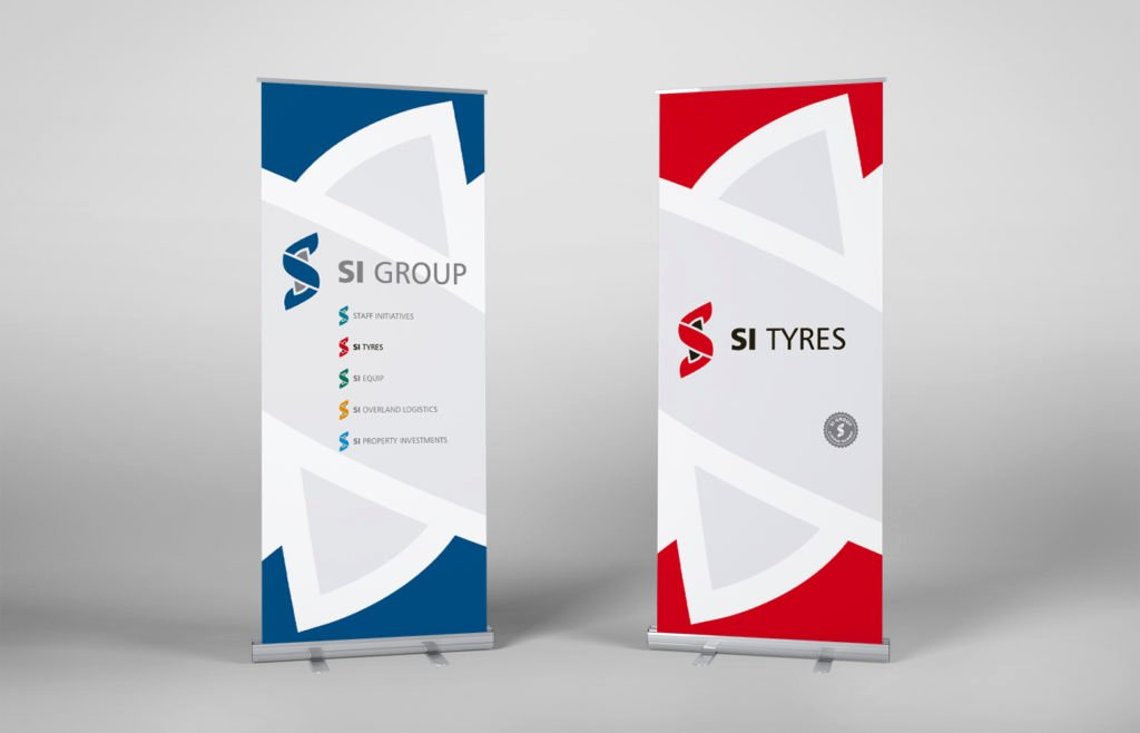 Pull Up Banners Design Unique Si Group Pull Up Banner Designs