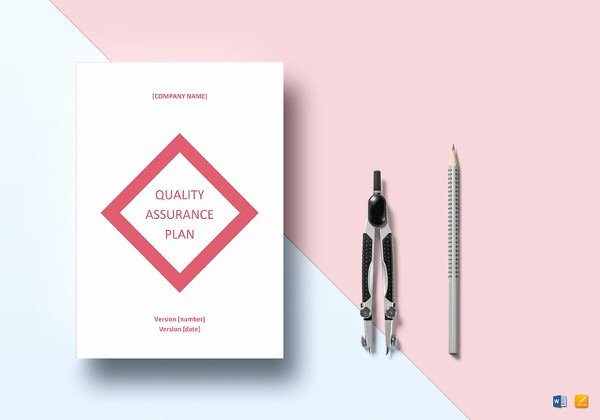 Quality assurance Plans Template Inspirational 13 Quality Control Plan Templates Word Pdf Google Docs Apple Pages
