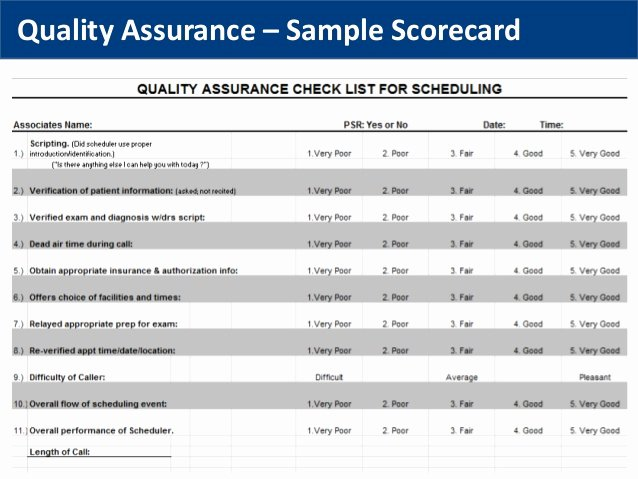 Quality assurance Reports Examples Inspirational Municating Effectively Strategies to Ensure the