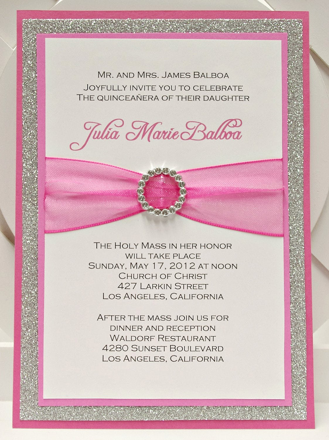 Quinceanera Invitation Templates Free Awesome Template for Quinceanera Invitation Free