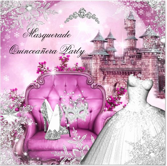 Quinceanera Invitation Templates Free Elegant 28 Quinceanera Invitations Templates Psd Vector Eps Ai Word