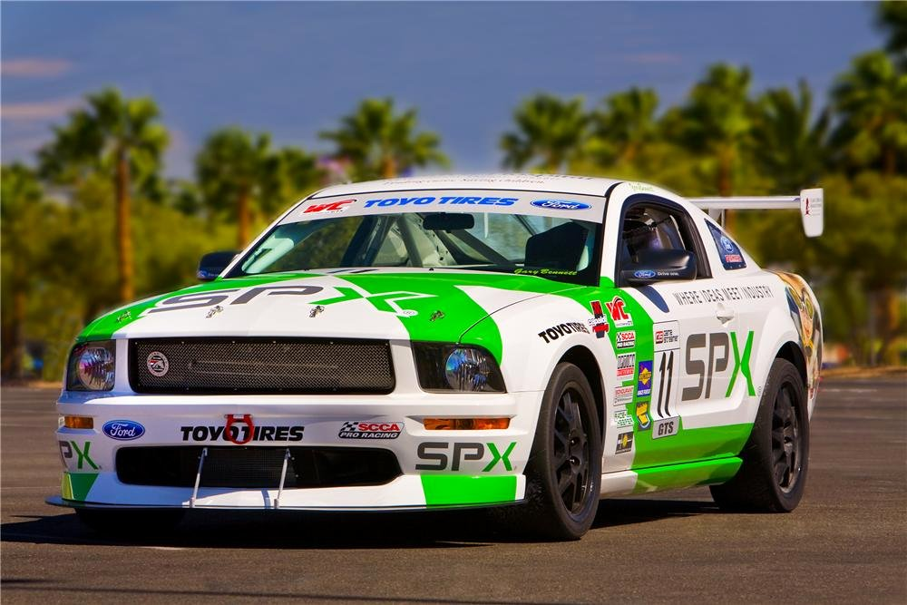 Race Car Sponsorship Packages Awesome Race Ready Mustang Plus Sponsorship Package Go to Auction