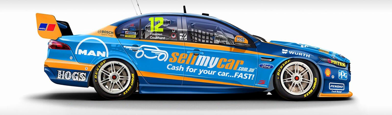Race Car Sponsorship Packages Elegant Cox to Sponsor Penske Race Car