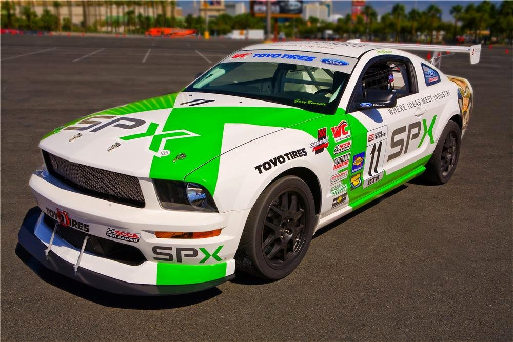 Race Car Sponsorship Packages Elegant Race Ready Mustang Plus Sponsorship Package Go to Auction