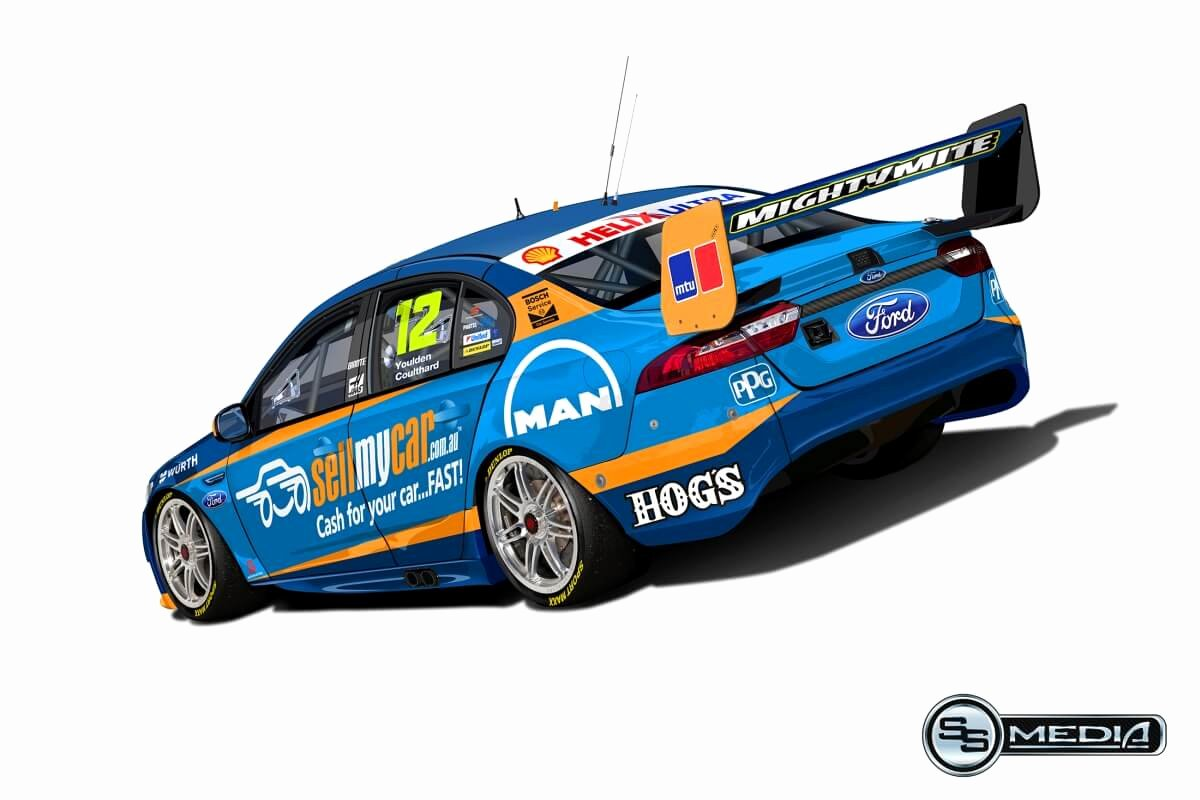 Race Car Sponsorship Packages Fresh Cox to Sponsor Penske Race Car