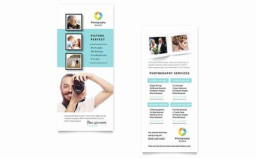 Rack Card Template Indesign Inspirational Rack Card Templates Indesign Illustrator Publisher Word