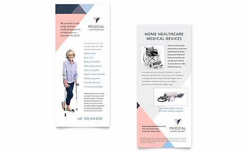 Rack Card Template Indesign New Rack Card Template