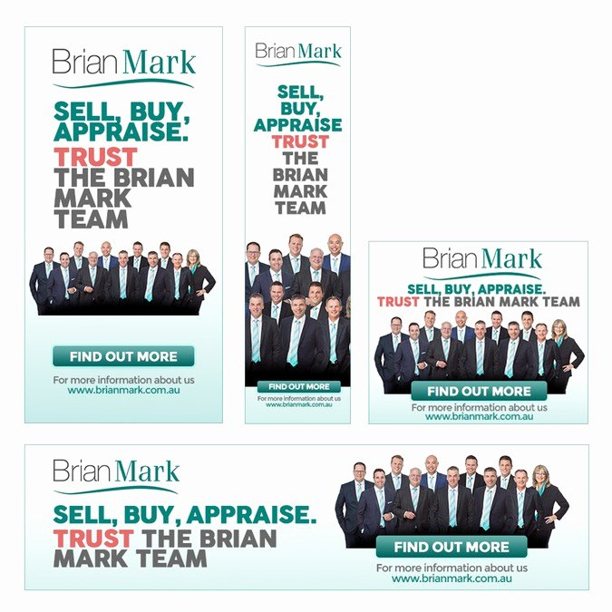 Real Estate Banner Ads Awesome Real Estate Agent Google Banner Ads Re Tar Ing Campaign