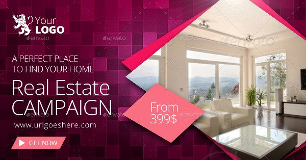 Real Estate Banner Ads Elegant Free 33 Examples Of Advertising Banner Design In Psd Ai Vector Eps