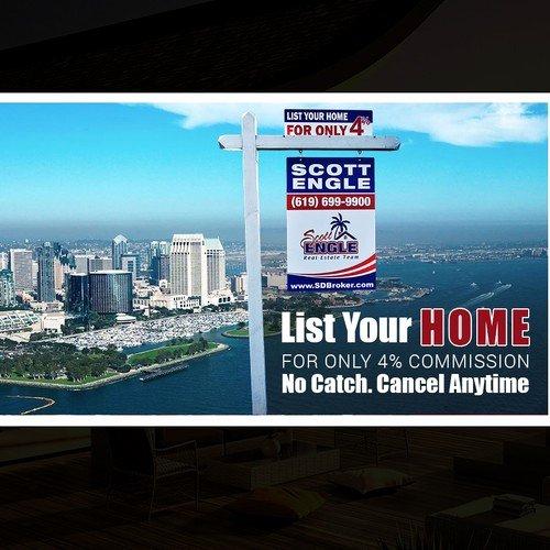 Real Estate Banner Ads Luxury Real Estate Banner Design