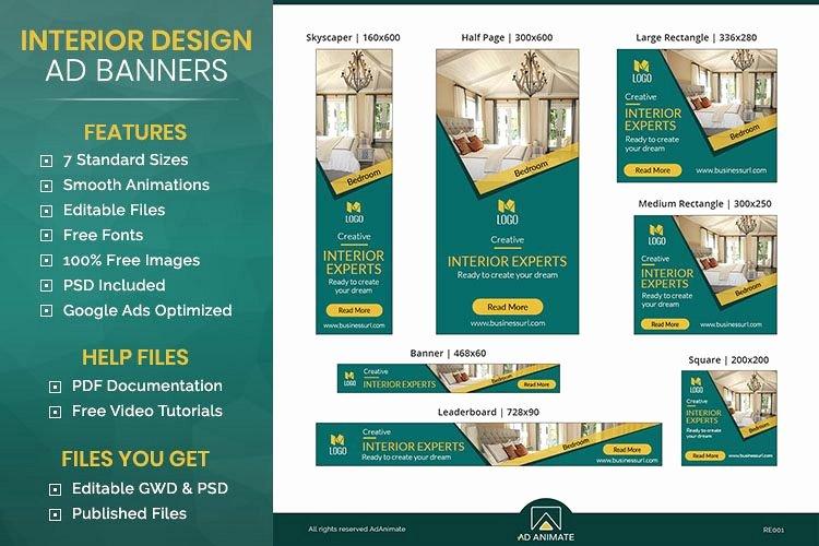Real Estate Banner Ads Unique Real Estate