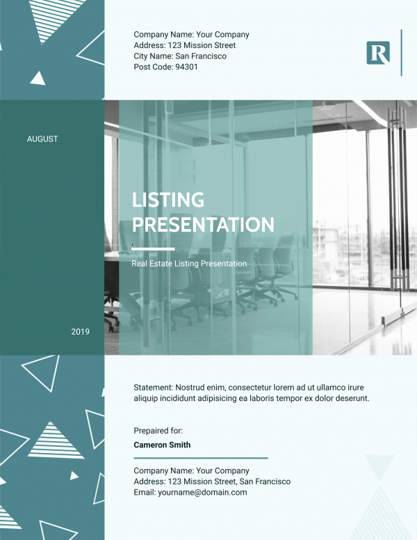 Real Estate Development Proposal Lovely Free Customizable & Beautiful Proposals Templates From Xara Cloud