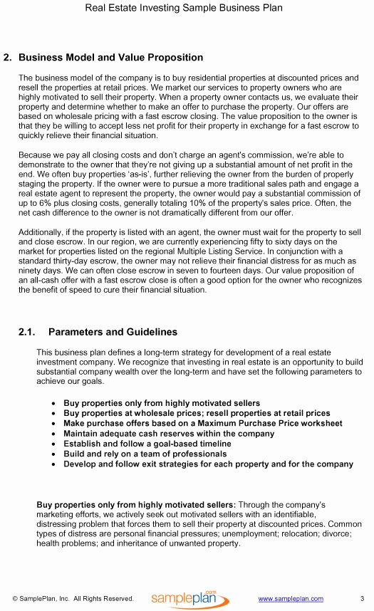 Real Estate Investment Proposal Luxury Real Estate Business Proposal Template