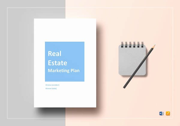 Real Estate Marketing Plan Pdf New 11 Real Estate Marketing Plan Examples Pdf Word