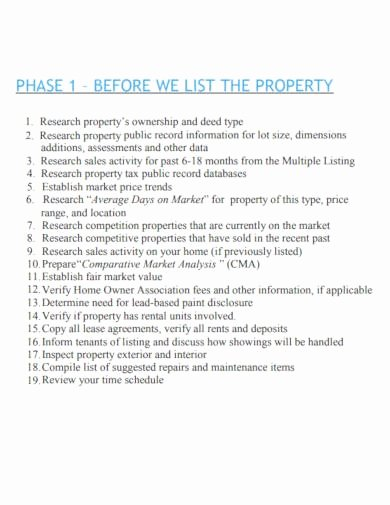Real Estate Marketing Plan Pdf Unique 10 Real Estate Marketing Templates In Google Docs Word Pages Indesign Psd