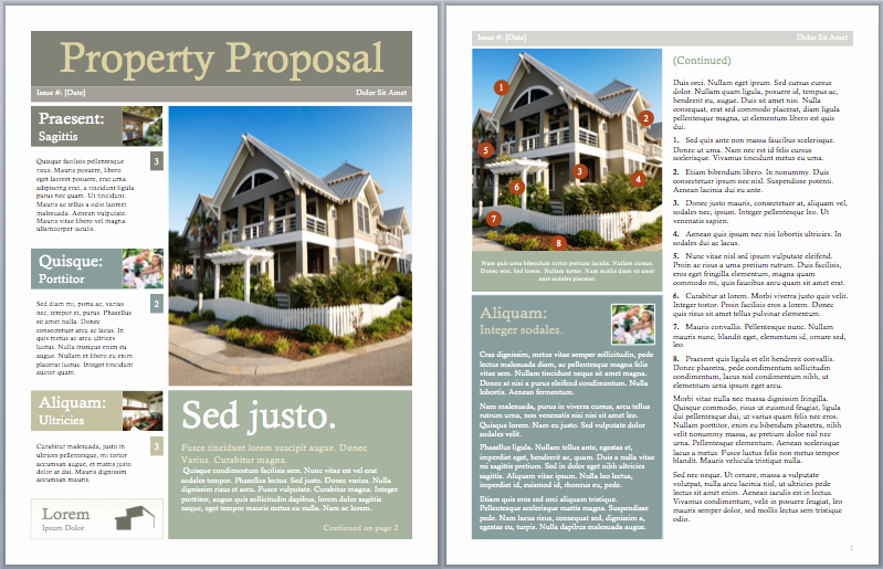 Real Estate Proposal Template Beautiful An Effectively Written Proposal is An Important Part Of the Real Estate Transaction as Every