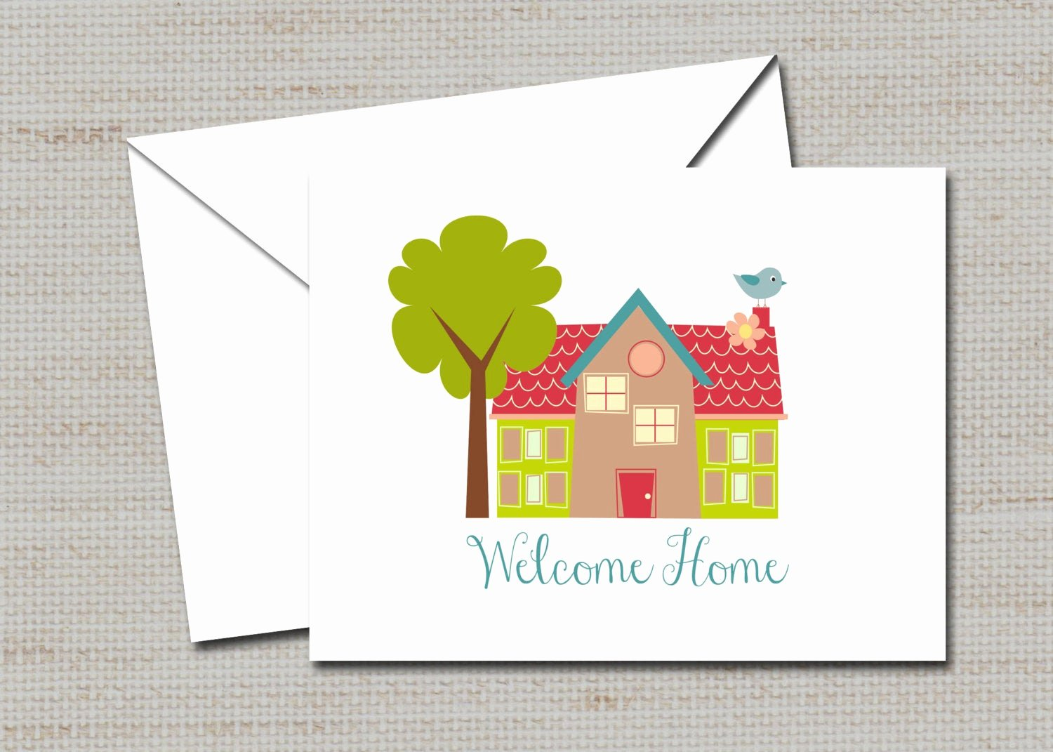 Realtor Thank You Notes Elegant Personalized Notecards Realtor Thank You Notes Moving Cards