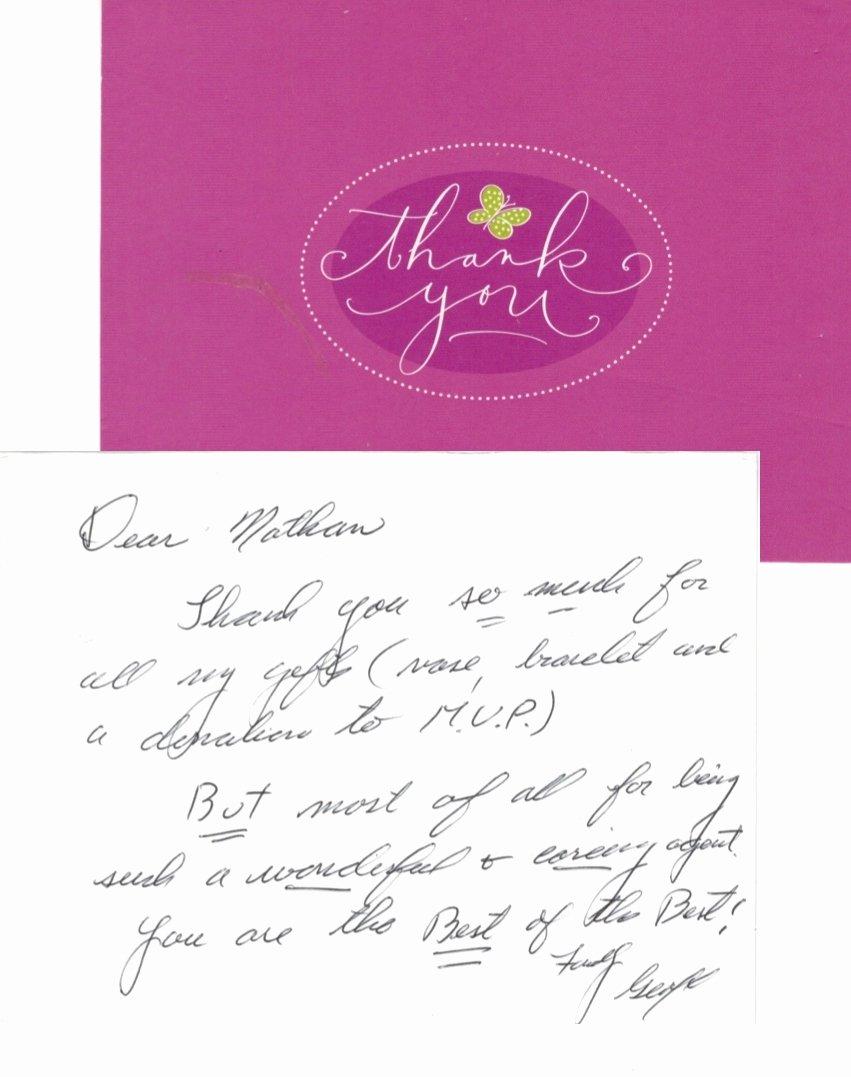 Realtor Thank You Notes Elegant Testimonials Nathan Sherman East Sacramento Real Estate