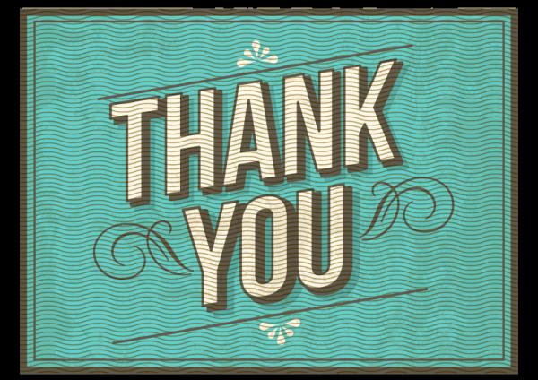 Realtor Thank You Notes Lovely Thank You — Elmhurst Baptist Church