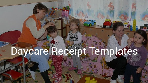 Receipt for Child Care Services Best Of 21 Daycare Receipt Templates Pdf Doc