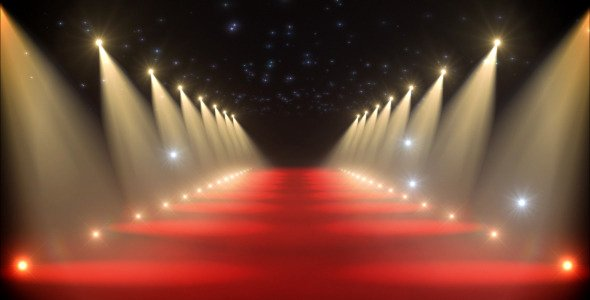 Red Carpet Backdrop Template Beautiful Red Carpet Loop by Spc01
