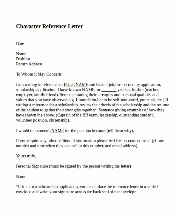 Reference Letter for Babysitter New Reference Letter Template Babysitter Template & Invitation Ideas 2019