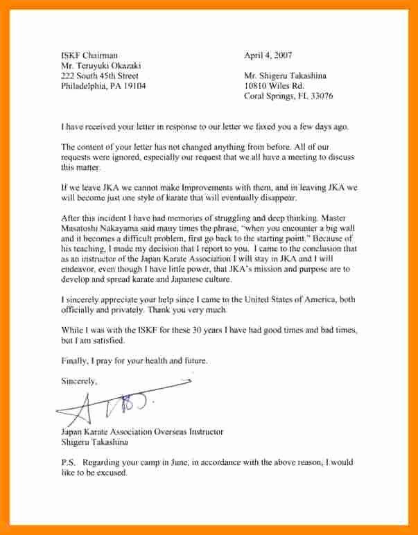 Registered Nurse Resignation Letter Fresh 9 Nurse Resignation Letter format