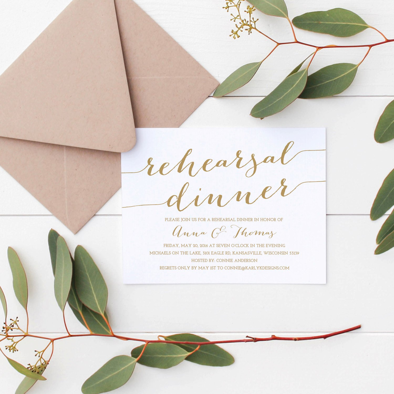 Rehearsal Dinner Invitation Template Best Of Gold Rehearsal Dinner Invitation Template Rehearsal Dinner