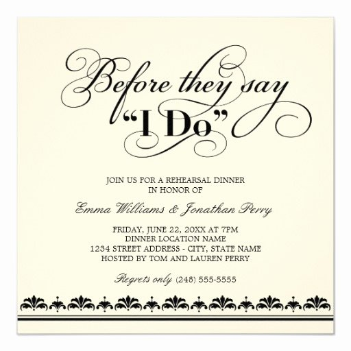 Rehearsal Dinner Invitation Template Unique Wedding Rehearsal Dinner Invitation Wedding Vows