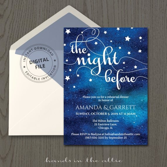 Rehearsal Dinner Menu Template Beautiful Rehearsal Dinner Invitation Template Wedding Rehearsal the
