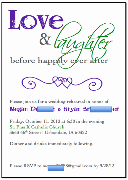 Rehearsal Dinner Menu Template Inspirational 301 Moved Permanently