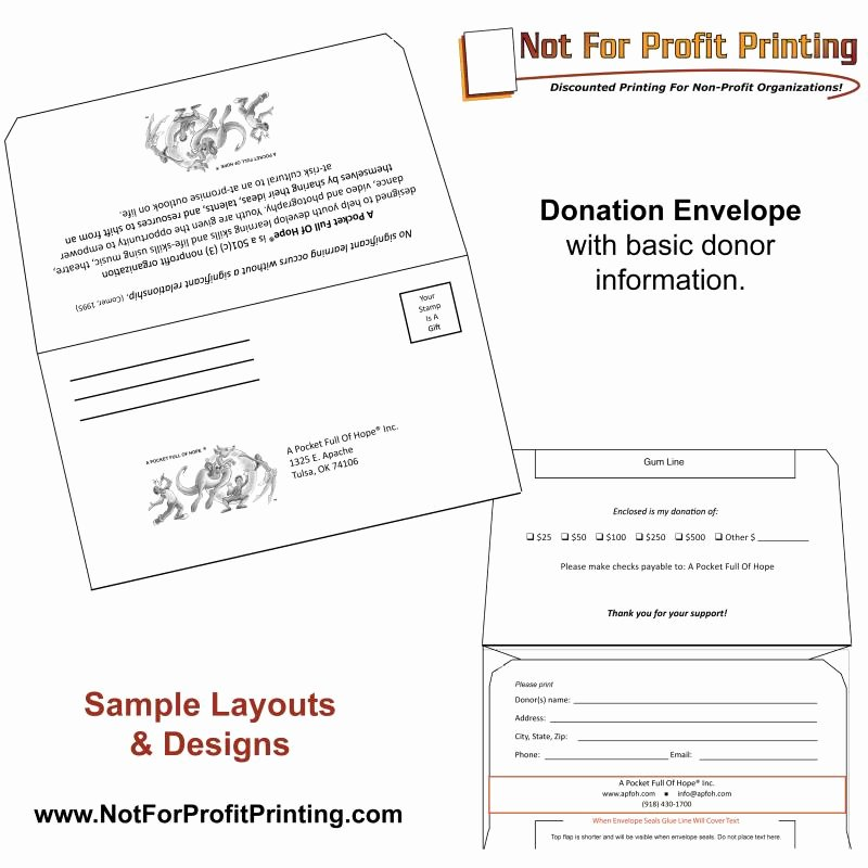 Remittance Envelope Template Word Awesome Remittance Envelope Template